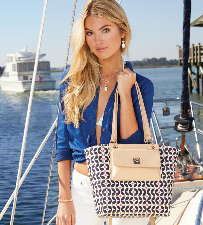 The Convertible Crossbody Tote
