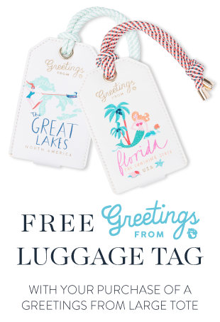 Luggage Tag GWP