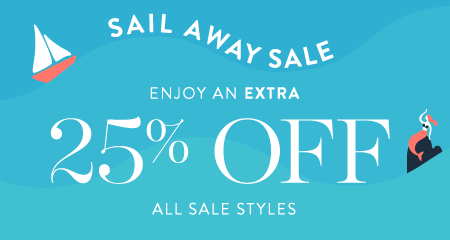 Sail Away Sale